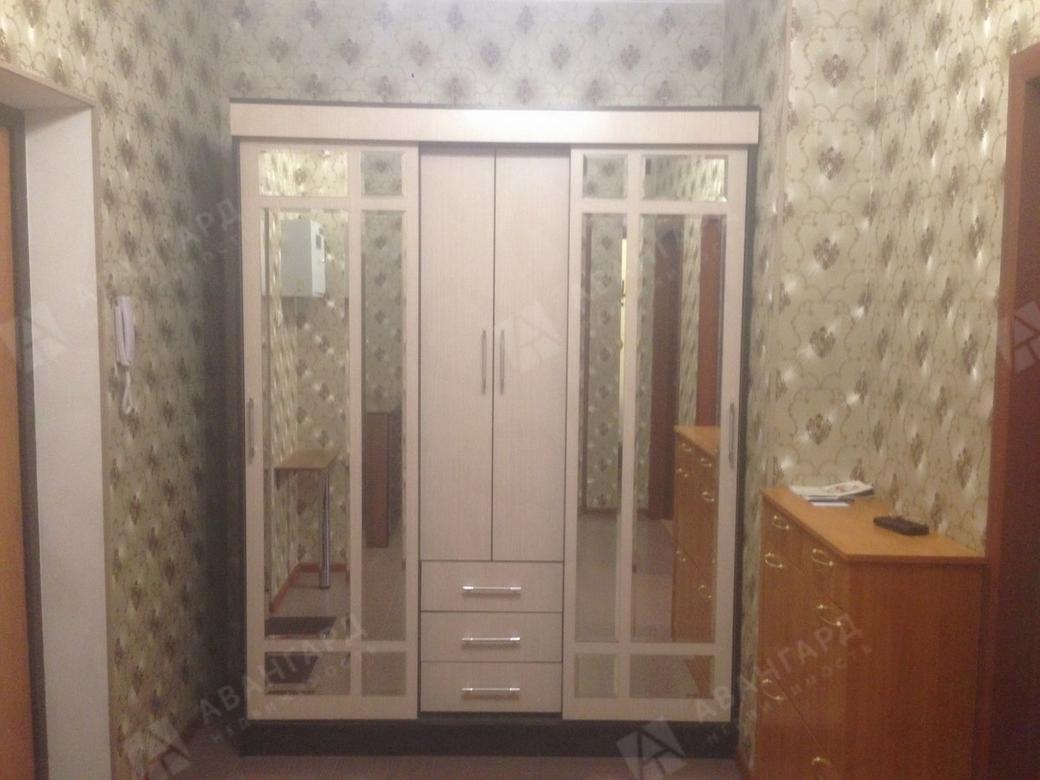 1-комнатная квартира, Луначарского пр-кт, 11к1 - фото 1