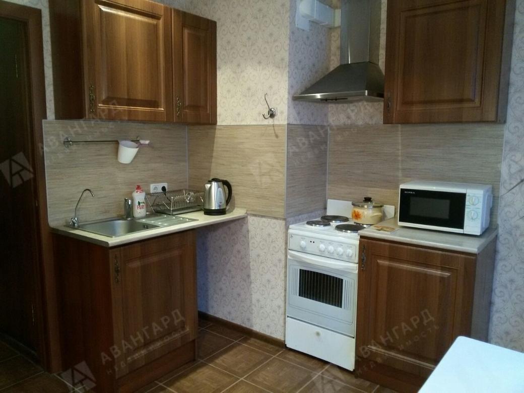 1-комнатная квартира, Коммуны ул, 26к4 - фото 1
