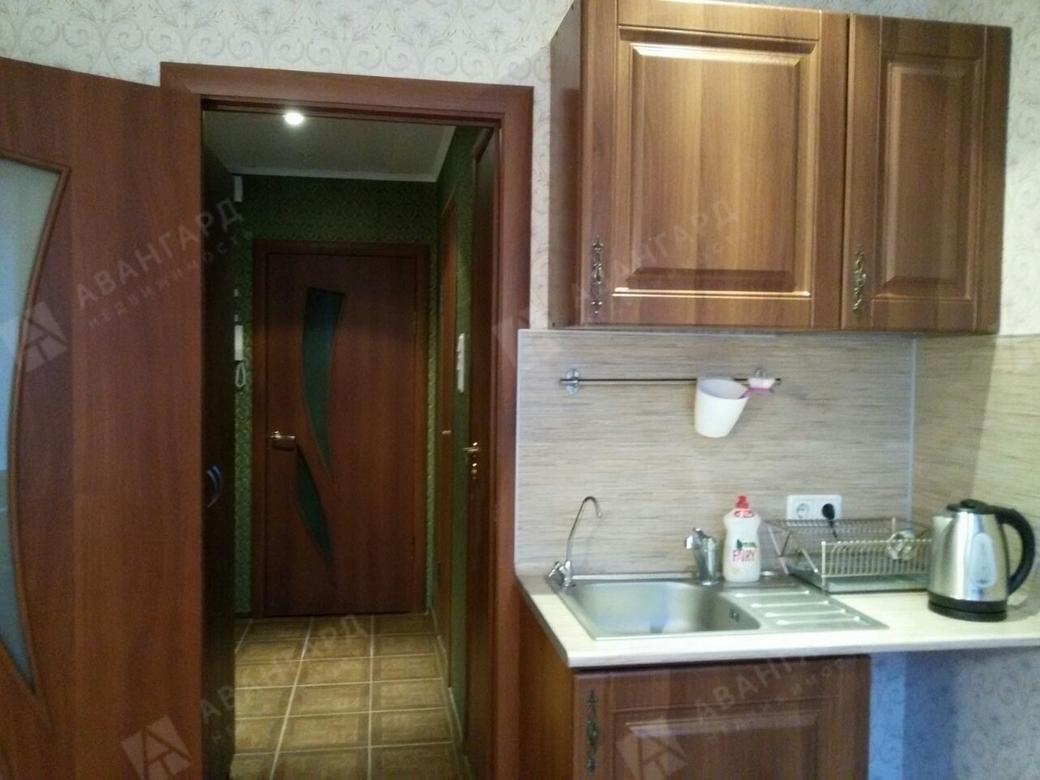 1-комнатная квартира, Коммуны ул, 26к4 - фото 2