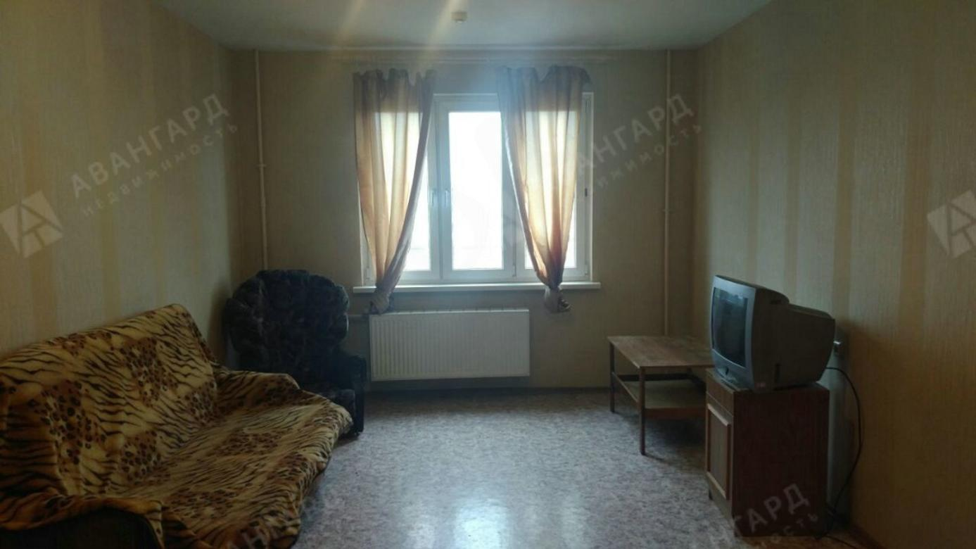 1-комнатная квартира, Пионерстроя ул, 15к3 - фото 1