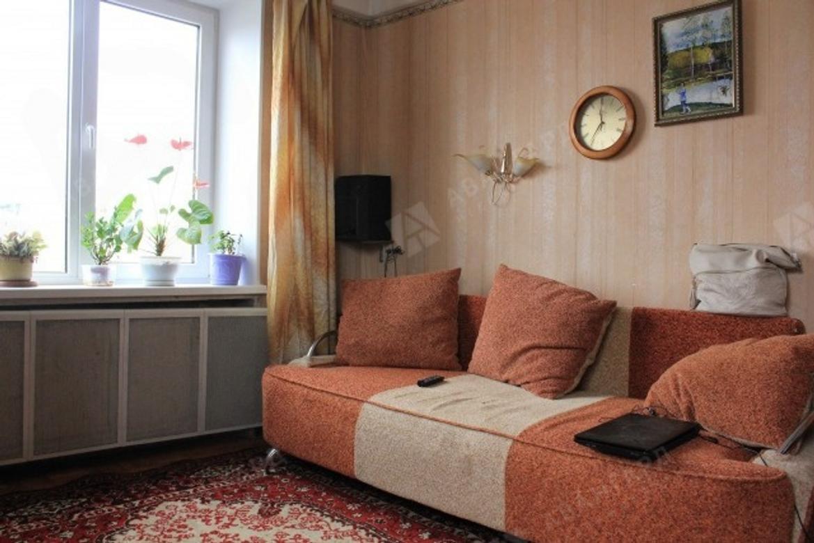 1-комнатная квартира, Купчинская ул, 25 - фото 1