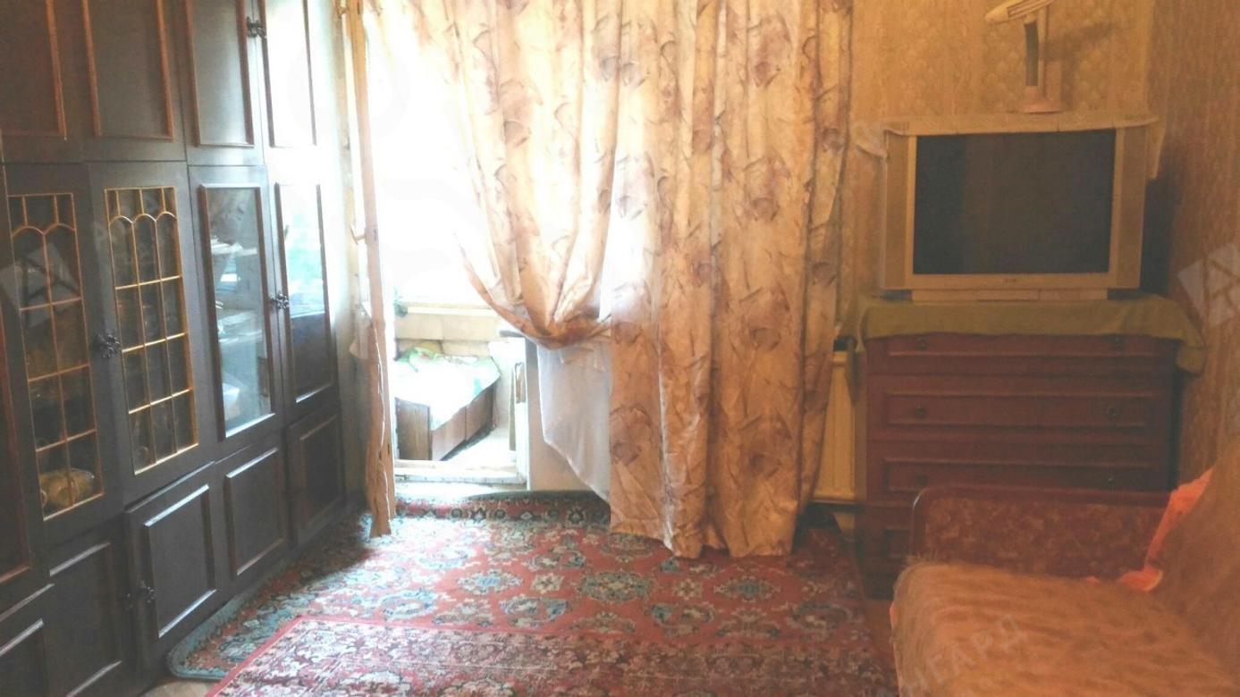 1-комнатная квартира, Кустодиева ул, 24 - фото 1