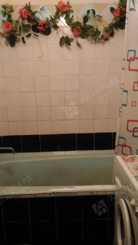 1-комнатная квартира, Кустодиева ул, 24 - фото 7