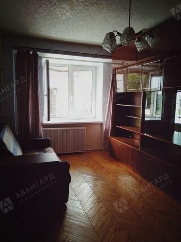 1-комнатная квартира, Большеохтинский пр-кт, 11к1 - фото 1