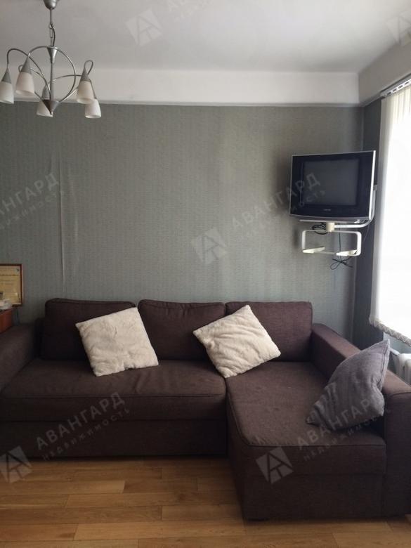 1-комнатная квартира, Сикейроса ул, 17к2 - фото 1