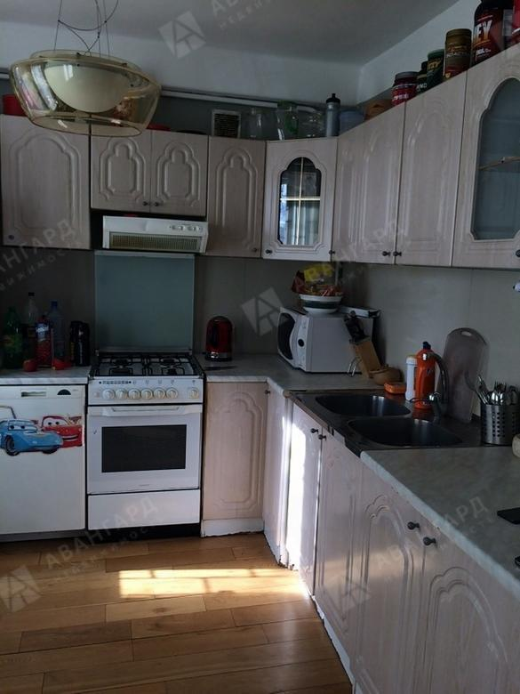 1-комнатная квартира, Сикейроса ул, 17к2 - фото 2