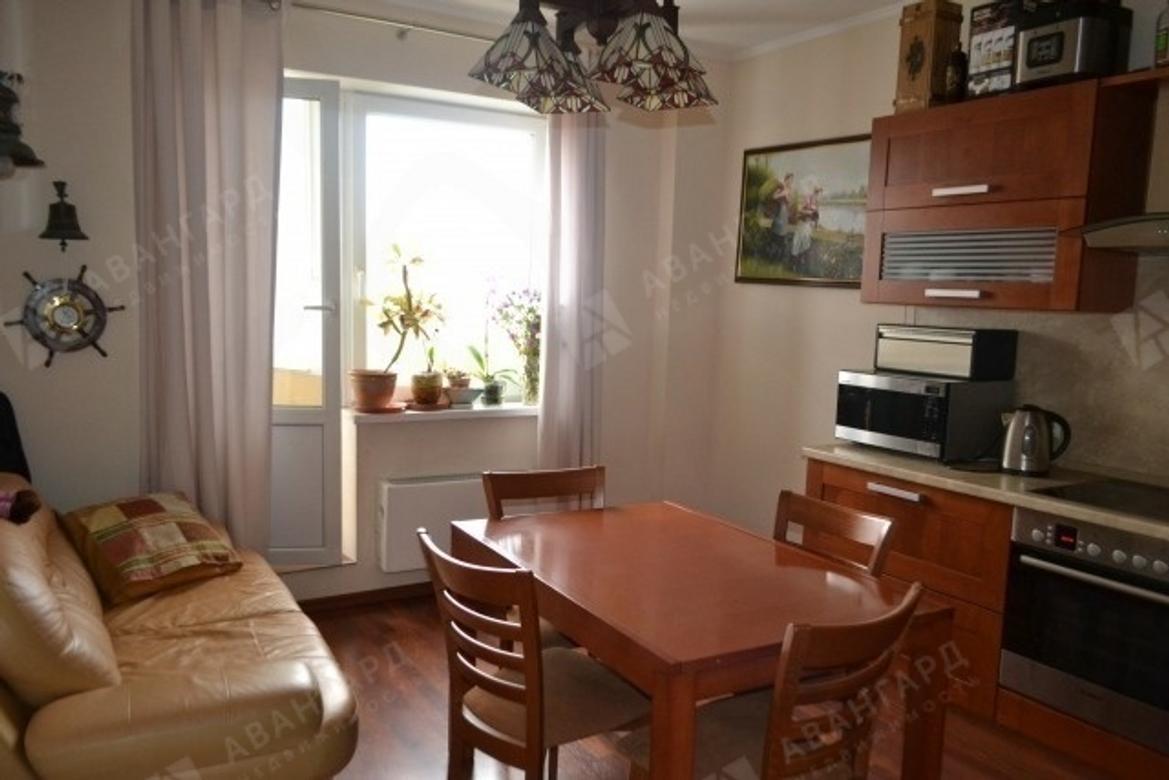 1-комнатная квартира, Пискарёвский пр-кт, 37 к.2 - фото 1