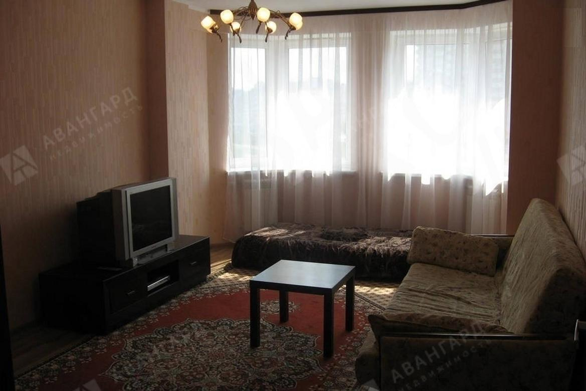 1-комнатная квартира, Выборгское ш, 5к1 - фото 2