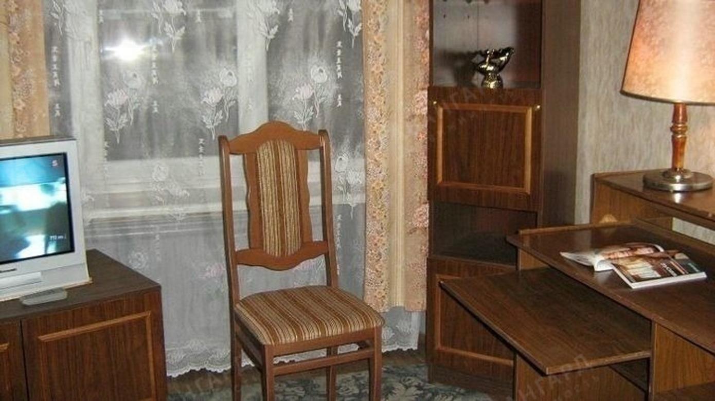 1-комнатная квартира, Большая Пороховская ул, 10 - фото 1