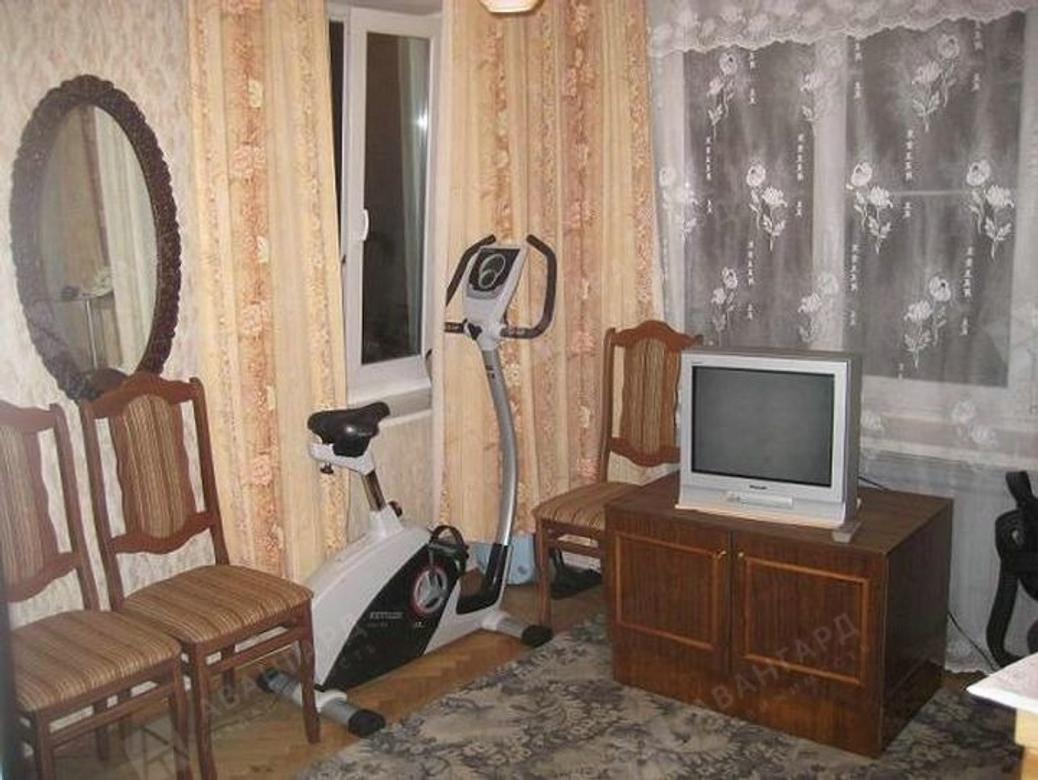 1-комнатная квартира, Большая Пороховская ул, 10 - фото 2