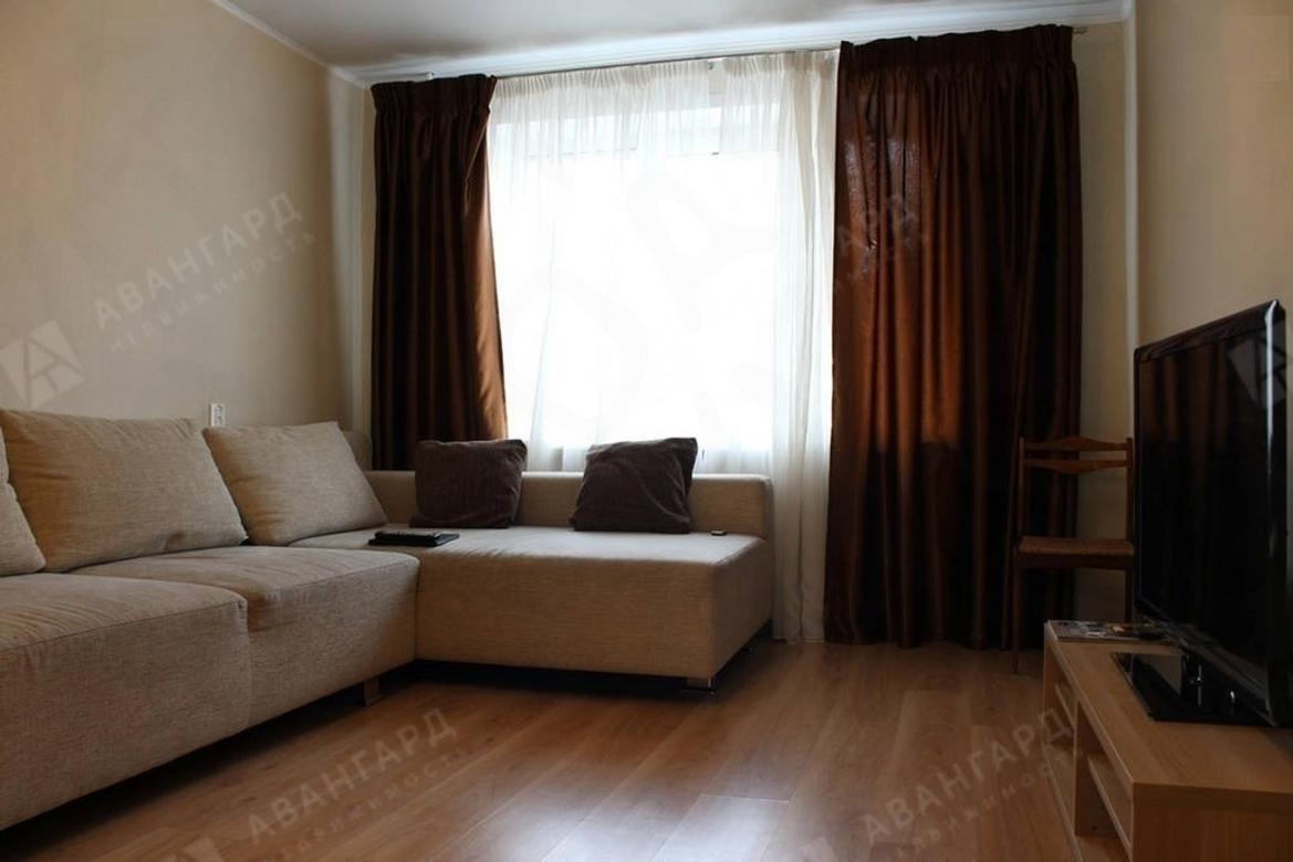 1-комнатная квартира, Первомайская ул, 19к1 - фото 1