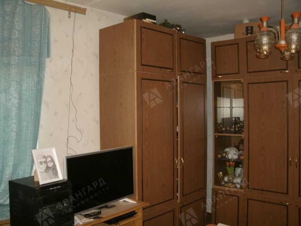 1-комнатная квартира, Краснопутиловская ул, 59 - фото 1