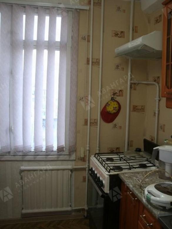 1-комнатная квартира, Краснопутиловская ул, 59 - фото 2