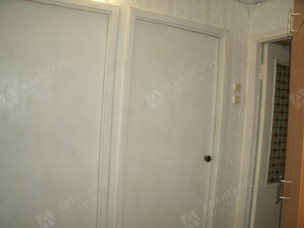 1-комнатная квартира, Краснопутиловская ул, 59 - фото 5