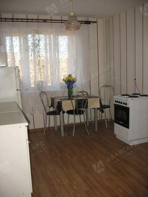1-комнатная квартира, Михаила Дудина ул, 25к1 - фото 1