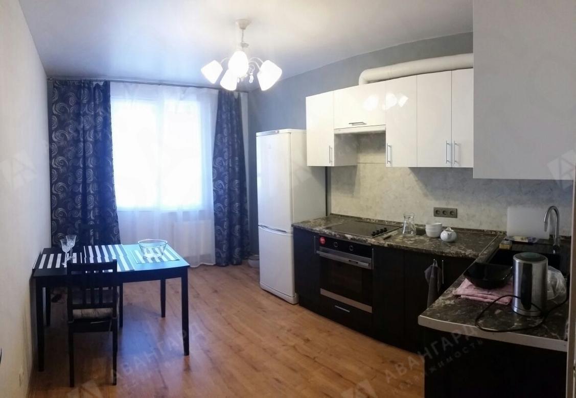 1-комнатная квартира, Вадима Шефнера ул, 12к1 - фото 1