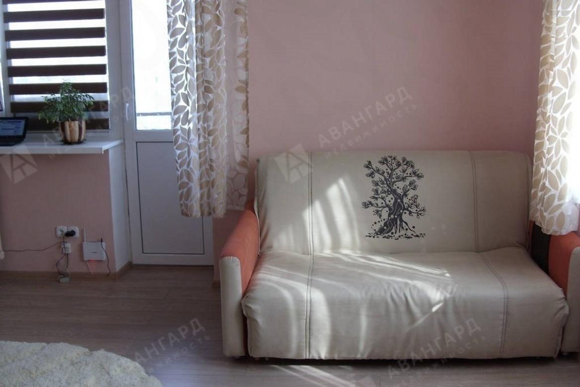 1-комнатная квартира, Дунайский пр-кт, 31к1 - фото 1