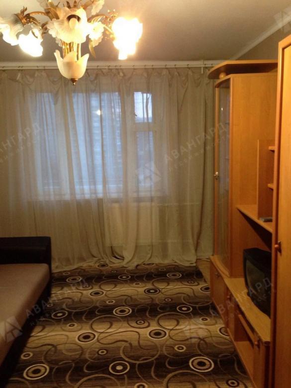 1-комнатная квартира, Пятилеток пр-кт, 7 к.1 - фото 2