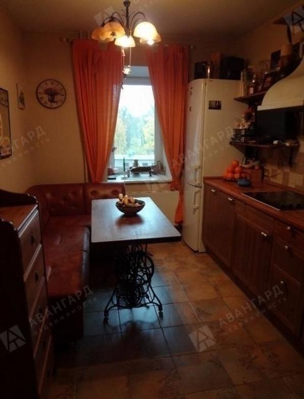 1-комнатная квартира, Беринга ул, 32к1 - фото 2