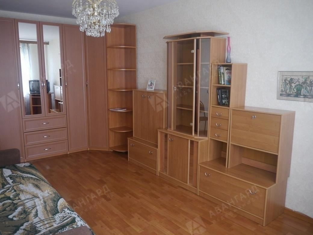 1-комнатная квартира, Петергофское ш, 13к1 - фото 2