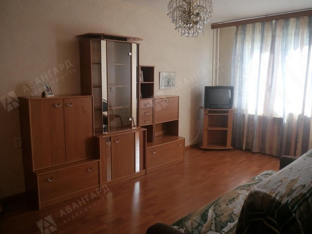 1-комнатная квартира, Петергофское ш, 13к1 - фото 1