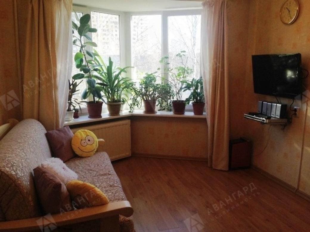 1-комнатная квартира, Дачный пр-кт, 21к6 - фото 1