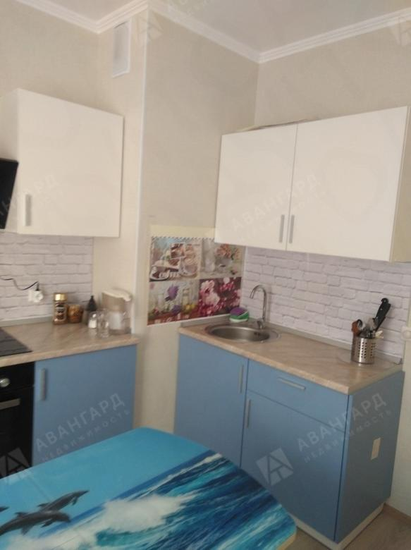 1-комнатная квартира, Ясная ул, 11к4 - фото 2
