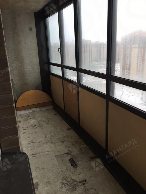 1-комнатная квартира, Фёдора Абрамова ул, д 4 - фото 9