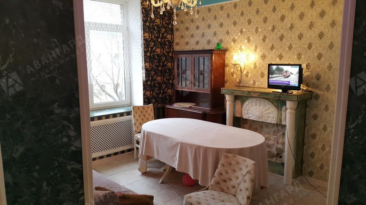 3-комнатная квартира, Новгородская ул, 25Б - фото 1