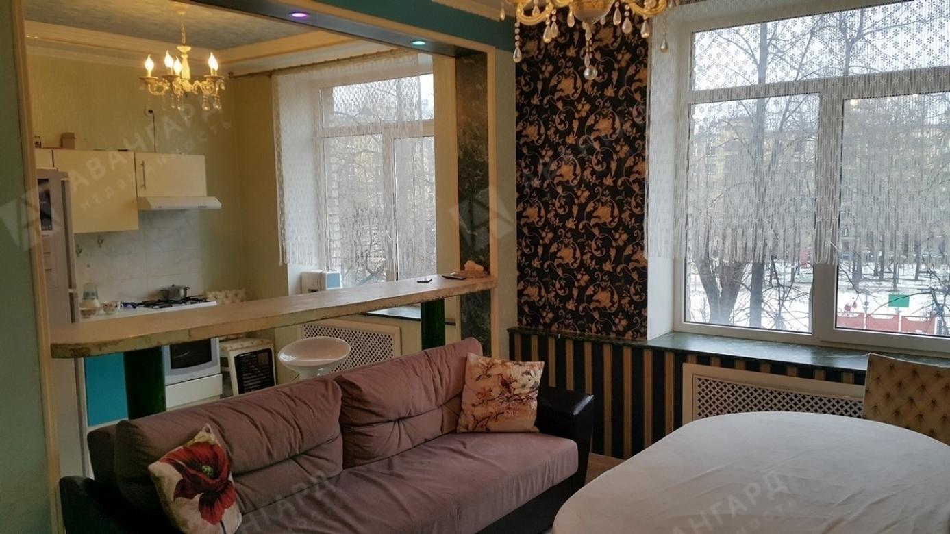 3-комнатная квартира, Новгородская ул, 25Б - фото 2