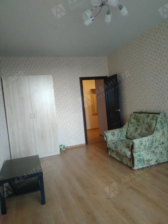 1-комнатная квартира, Выборгское ш, 15 - фото 2