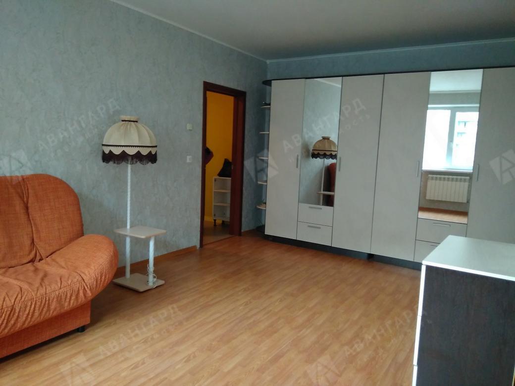 1-комнатная квартира, Камышовая ул, 34к2 - фото 1