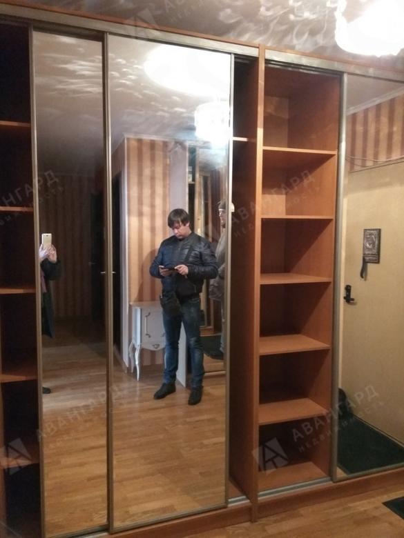 1-комнатная квартира, Красносельское ш, 54к1 - фото 10