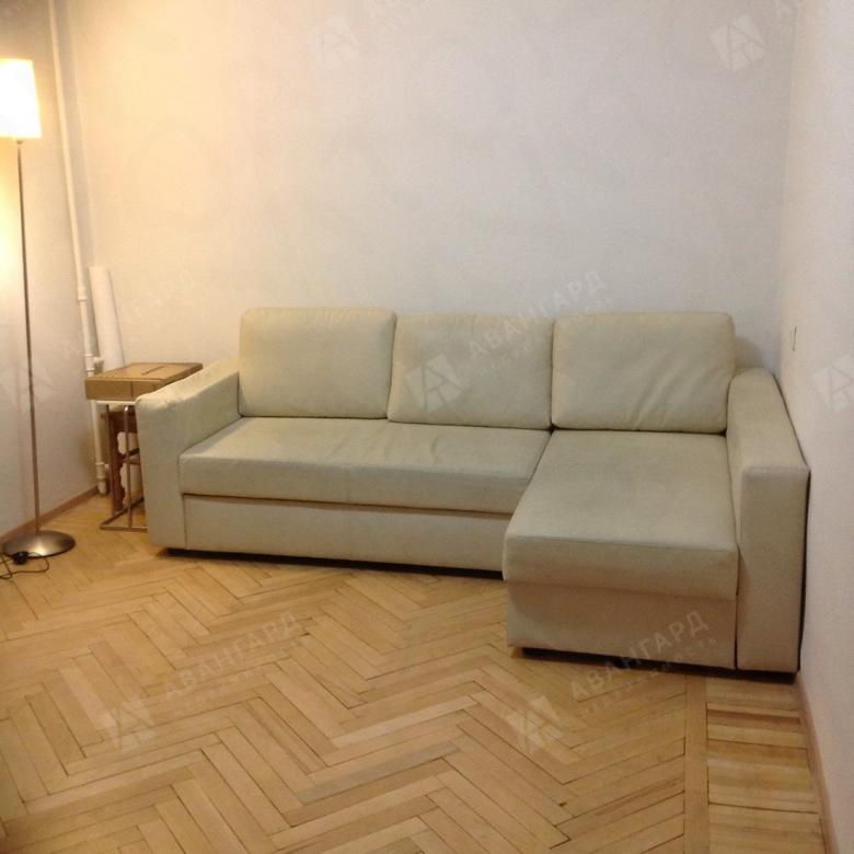 2-комнатная квартира, Новгородская ул, 27 - фото 1
