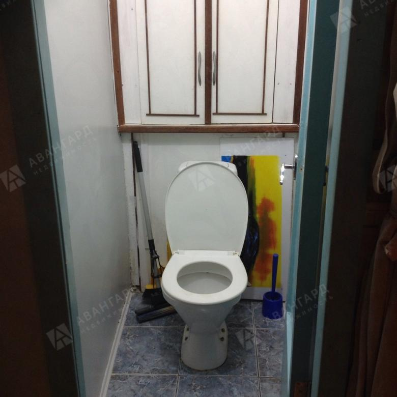 2-комнатная квартира, Новгородская ул, 27 - фото 18