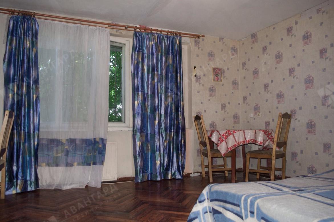 1-комнатная квартира, Белорусская ул, 16 к.2 - фото 3