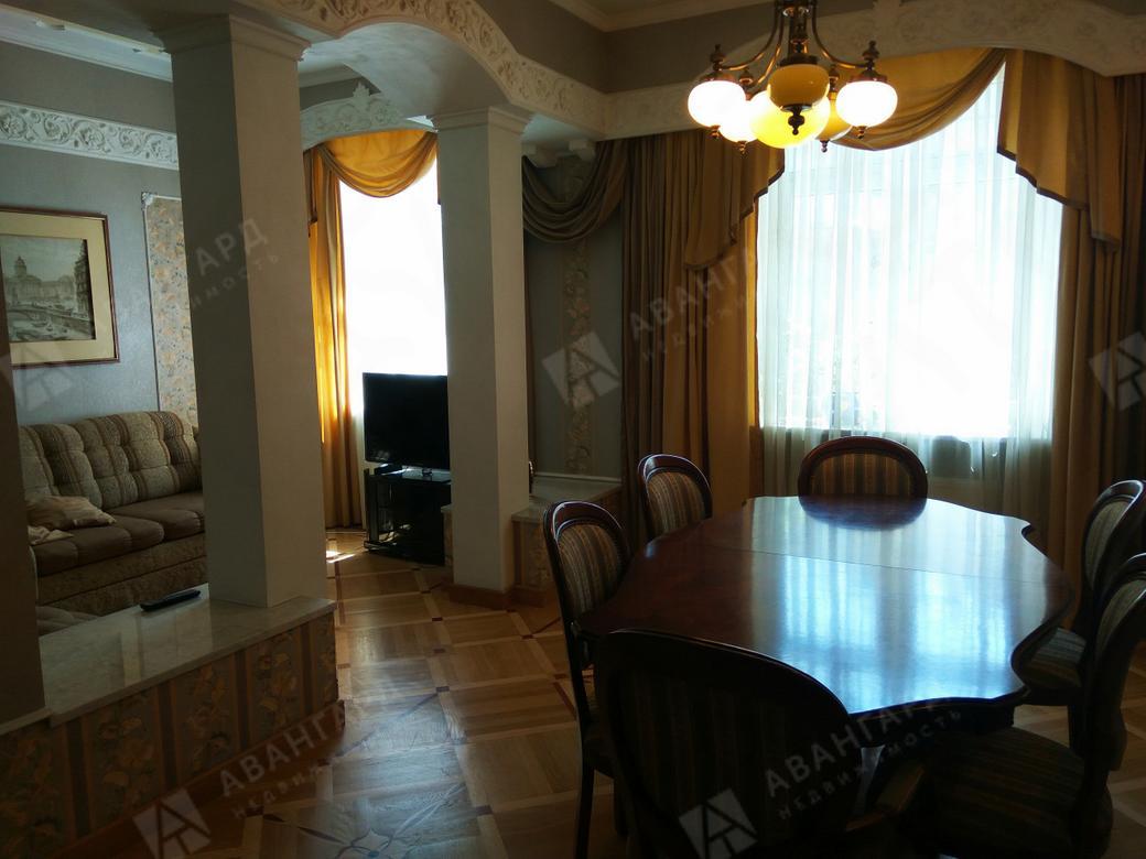 3-комнатная квартира, Московский пр-кт, 204 - фото 1