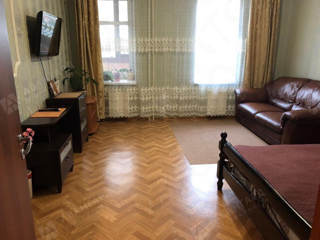 1-комнатная квартира, Бухарестская ул, 96 - фото 1