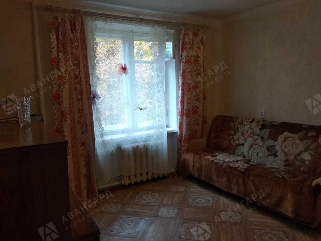1-комнатная квартира, Краснопутиловская ул, 23 - фото 1