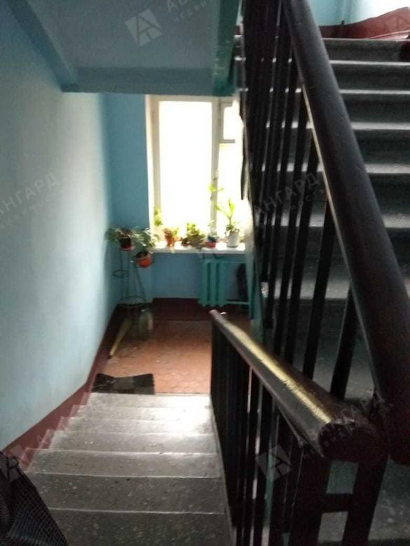 1-комнатная квартира, Краснопутиловская ул, 23 - фото 18