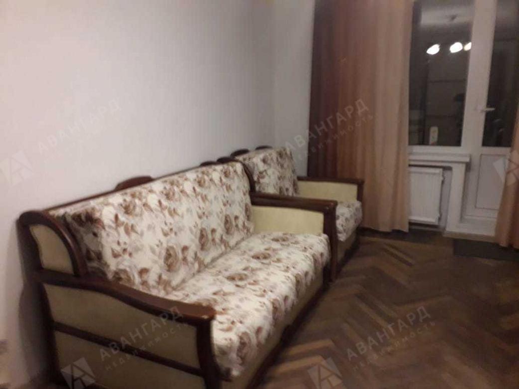 1-комнатная квартира, Вавиловых ул, 5 к3 - фото 1