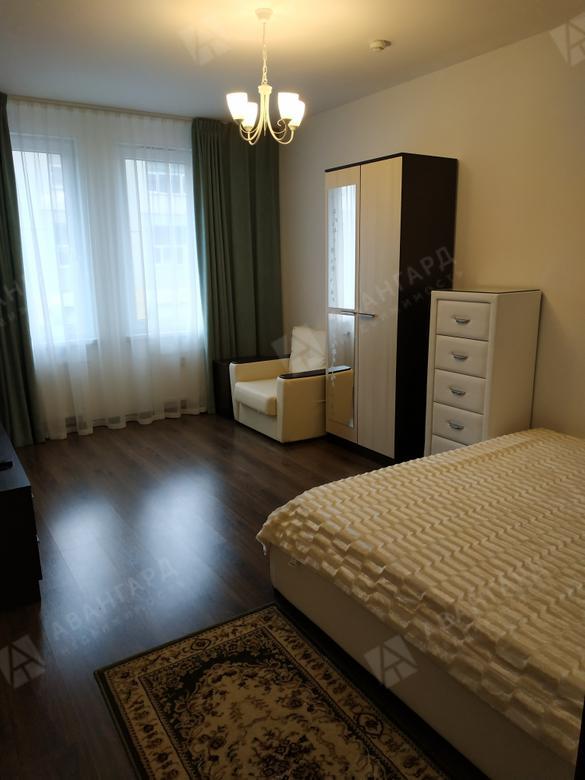 1-комнатная квартира, 26-я В.О. линия, 7 - фото 1