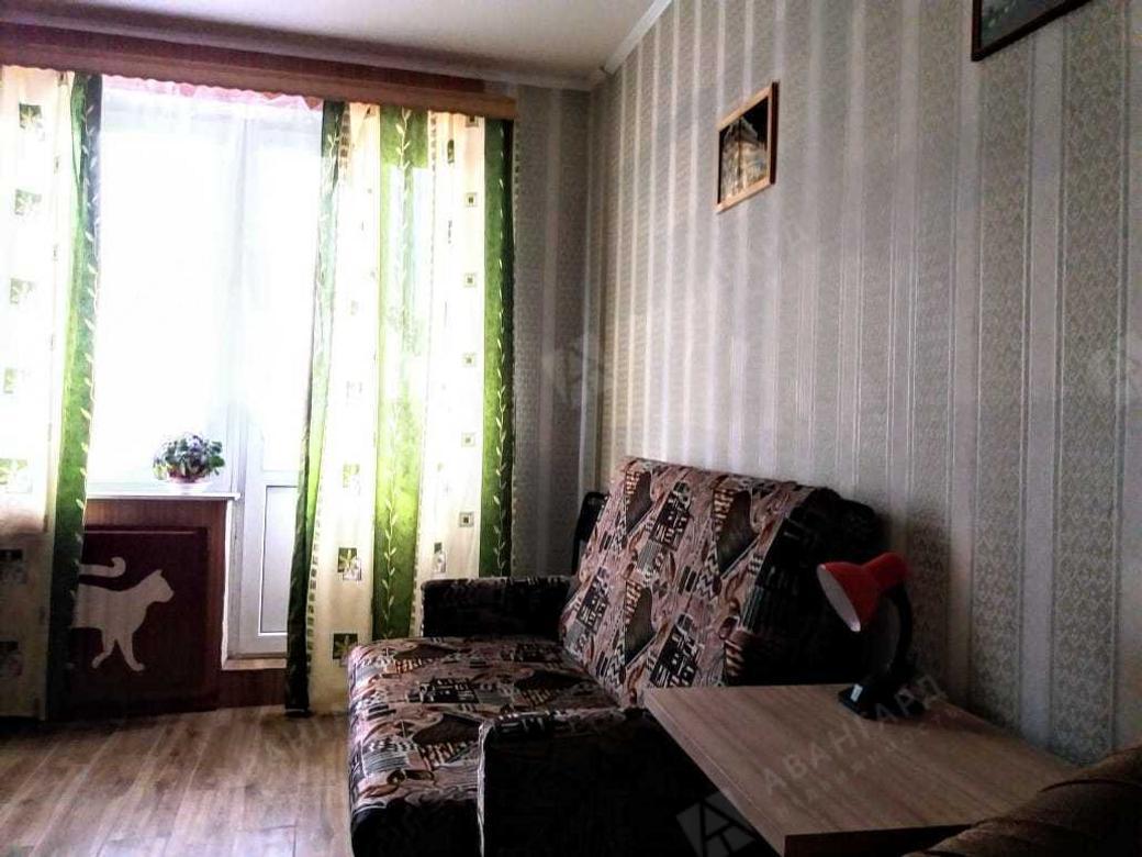 1-комнатная квартира, Гусарская ул, 8к2 - фото 1