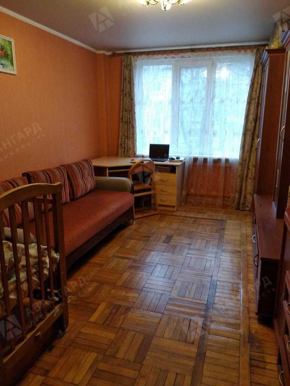 2-комнатная квартира, Шелгунова ул, 10 - фото 1