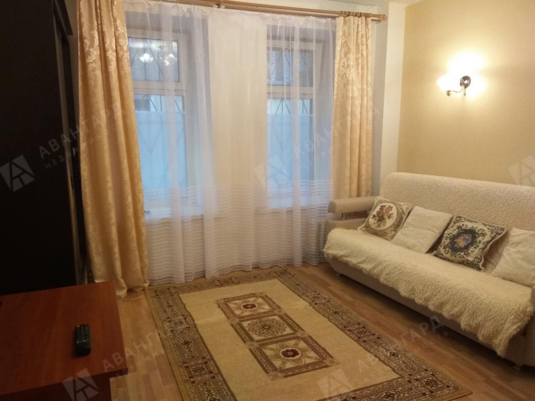 2-комнатная квартира, Малая Пушкарская ул, 22 - фото 2