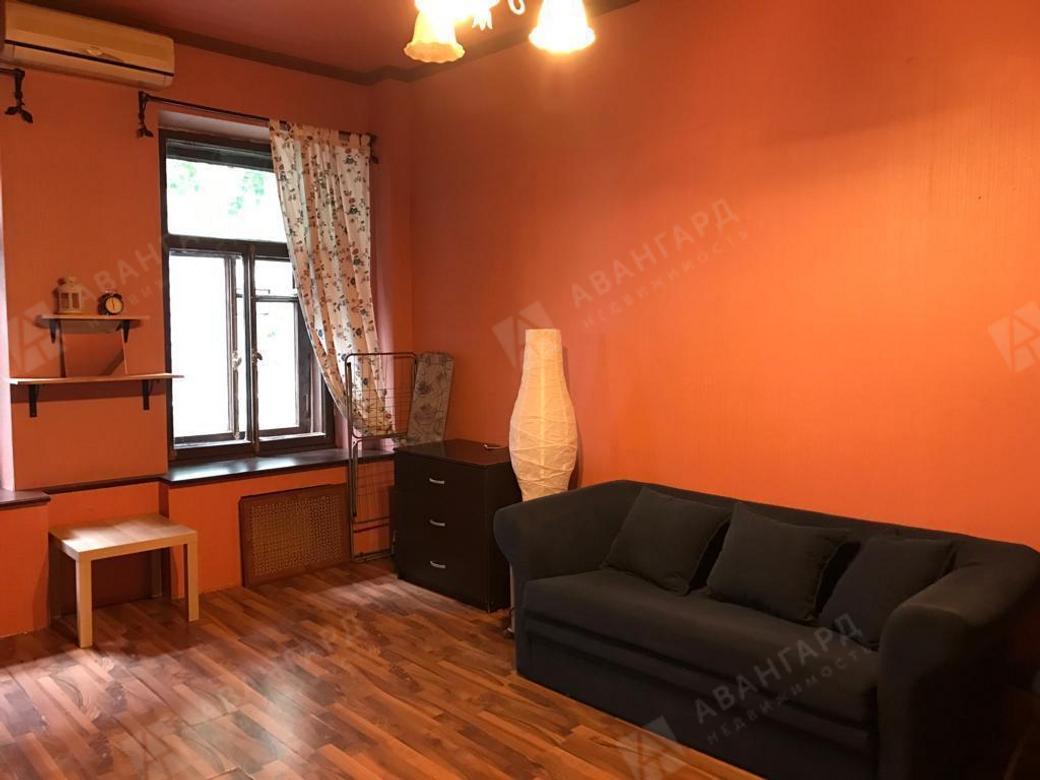1-комнатная квартира, Сапёрный пер, 10 - фото 1