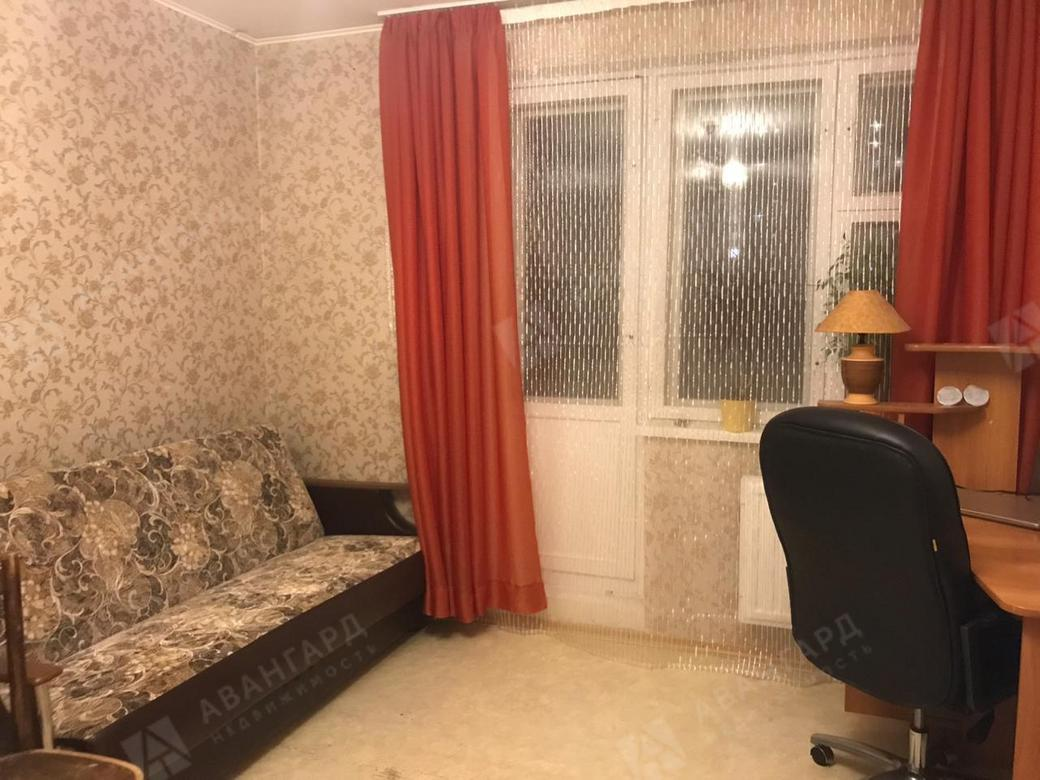 1-комнатная квартира, Камышовая ул, 46 к1 - фото 1