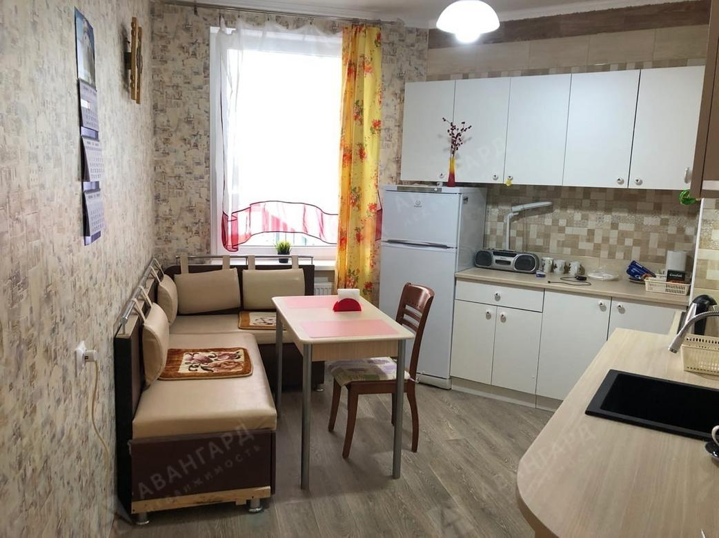 2-комнатная квартира, Парфёновская ул, 11 к1 - фото 1