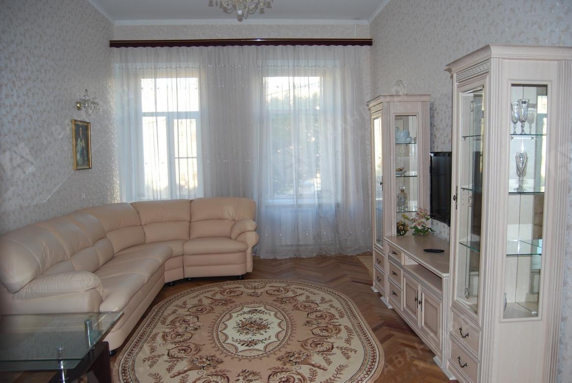 2-комнатная квартира, Реки Фонтанки наб, 39 - фото 1