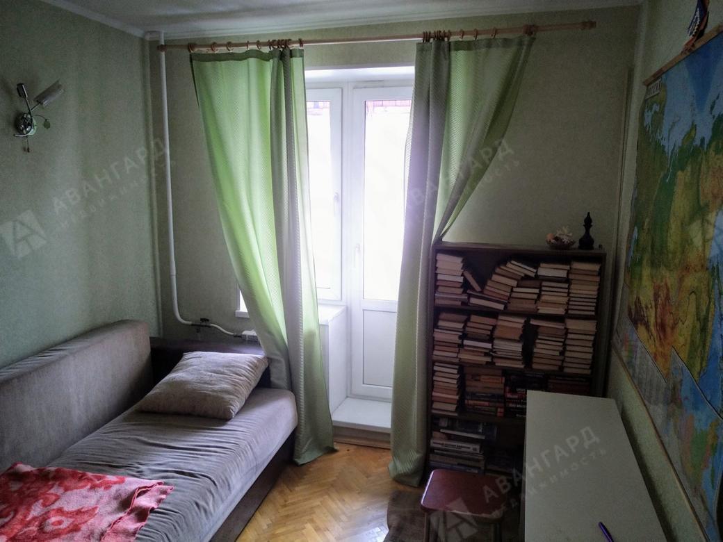 2-комнатная квартира, Варшавская ул, 63к1 - фото 1